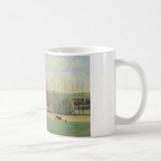 Jean-Baptiste-Camille Corot - Landschap Koffiemok