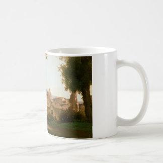 Jean-Baptiste-Camille Corot - Uitzicht van Farnese Koffiemok