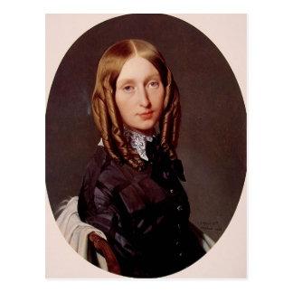 Jean Ingres- Portrait van Mevrouw Frederic Reiset Briefkaart