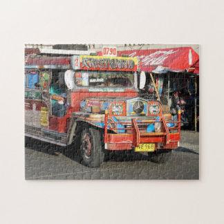 Jeepney Puzzel