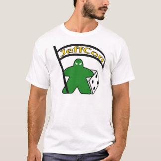 Jeff bedriegt 4 t shirt