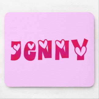 Jenny in Harten Muismatten