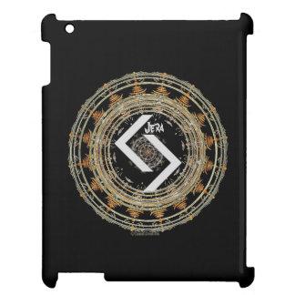 ☼JERA - Rune van Tijd ☼ iPad Case