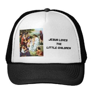 Jesus_and_Children018, Jesus Loves Klein C… Trucker Petten
