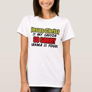 Jesus-Christus is Mijn Verlosser T Shirt