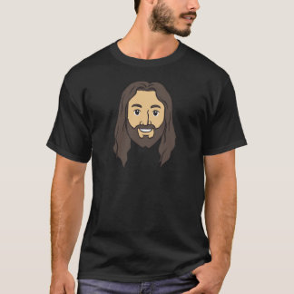 Jesus Head T Shirt