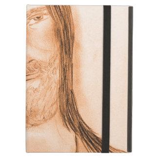 Jesus in het Licht iPad Air Hoesje