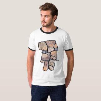 JESUS is de rots van mijn leven T Shirt