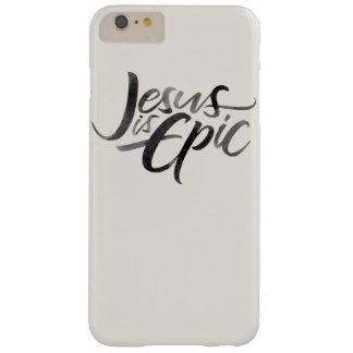Jesus is Epische Inkt die Godsdienstige Barely There iPhone 6 Plus Hoesje