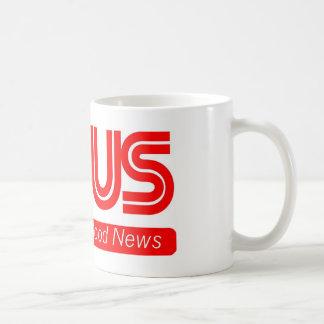 Jesus is Goed Nieuws Koffiemok