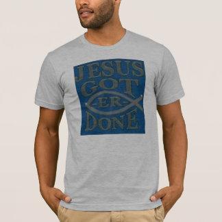 Jesus kreeg ER gedaan T Shirt