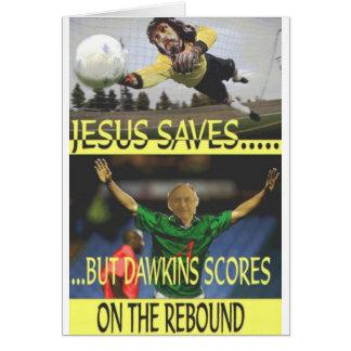 Jesus Saves… Kaart