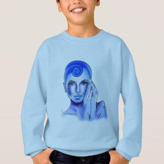 Jewellisina V1 - blauwe schat Trui