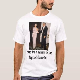 JFK en Jackie, I lang voor een terugkeer aan de T Shirt