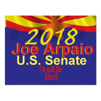 Joe ARPAIO AZ 2018 Briefkaart