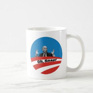 Joe Biden - 'Oh, Breuk! ' Koffiemok