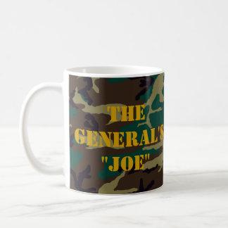 """""""Joe """" van Generaal Koffiemok"""