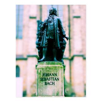 Johann Sebastian Bach Briefkaart