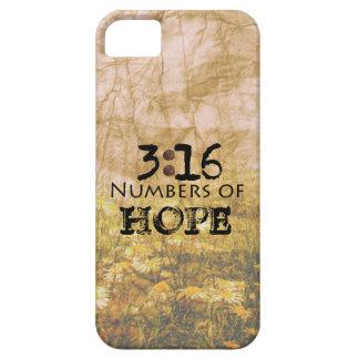 John 3:16, Woorden van Hoop Barely There iPhone 5 Hoesje