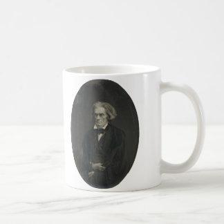John C. Calhoun door Mathew Brady 1849 Koffiemok