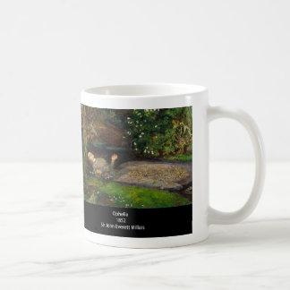 John Everett Millais , Ophelia Koffiemok