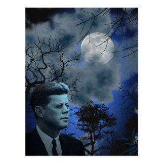 John F. Kennedy Briefkaart