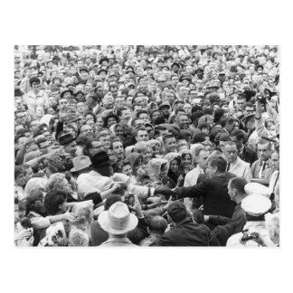 John F Kennedy JFK Fort Worth Verzameling '63 Briefkaart