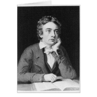 John Keats Kaart