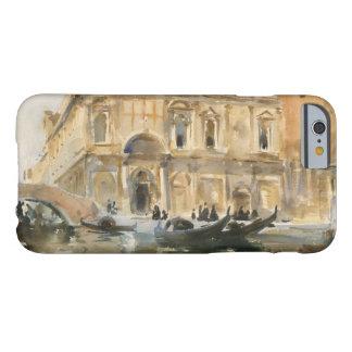 John Singer Sargent - dei Mendicanti, Venetië van Barely There iPhone 6 Hoesje