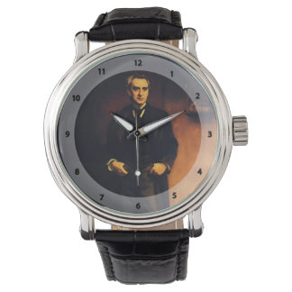 John Singer Sargent- Edwin Booth Horloges