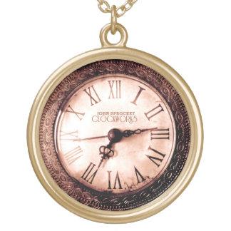 John Sprocket het Ketting van het uurwerken faux h