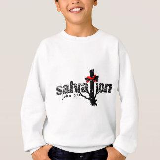 John van de redding de Christen van het 3:16 Trui