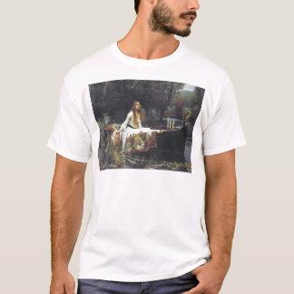 John William Waterhouse de Dame van Sjalot 1888 T Shirt