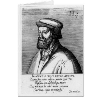 John Wycliffe Wenskaart