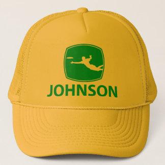 Johnson Deere Trucker Pet
