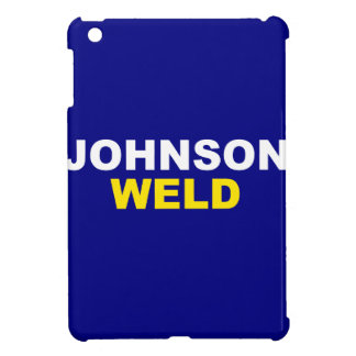 Johnson-las iPad Mini Hoesjes
