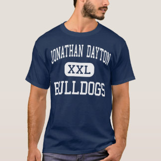 Jonathan Dayton - Hoge Buldoggen - - Springfield T Shirt