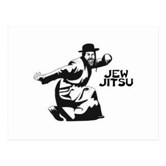 Jood Jitsu Briefkaart