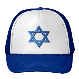 Joodse jodenster pet met netje