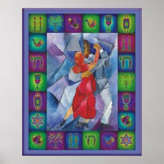 Joodse Tango Poster