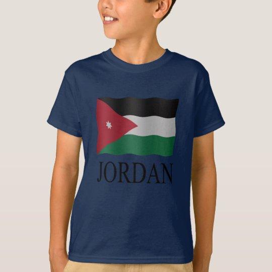 Jordan flag t shirt