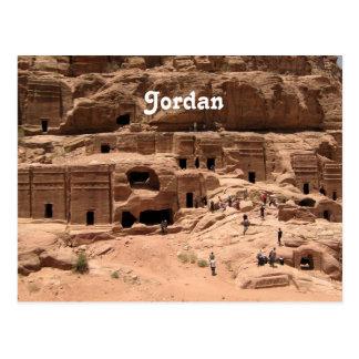 Jordanië Briefkaart