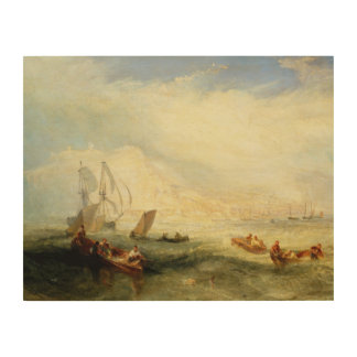 Joseph Mallord William Turner - Lijn die, weg Hout Prints