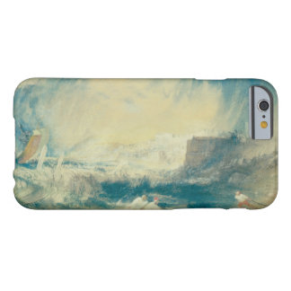 Joseph Mallord William Turner - Lyme REGIS, Dorset Barely There iPhone 6 Hoesje