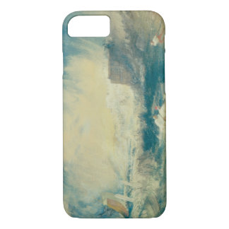 Joseph Mallord William Turner - Lyme REGIS, Dorset iPhone 7 Hoesje