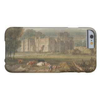 Joseph Mallord William Turner - Uitzicht van Barely There iPhone 6 Hoesje