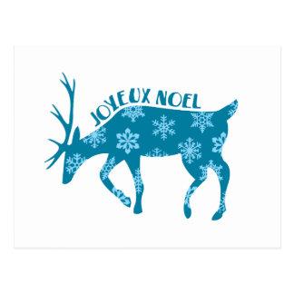 Joyeux Noel Briefkaart