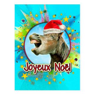 Joyeux Noël Briefkaart