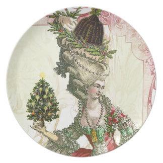 Joyeux Noel Melamine+bord