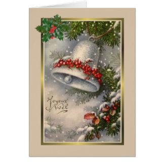 Joyeux Noel Wenskaart